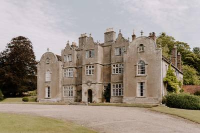 Edmondsham House - Tudor manor house wedding