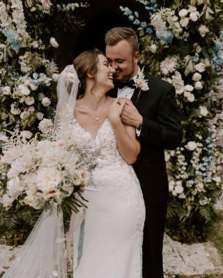 Luxury wedding flower inspiration