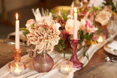 Boho wedding styling inspiration