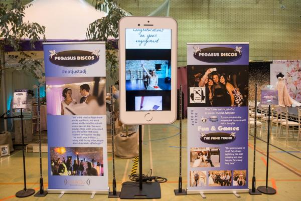 Wedding fairs with excellent reviews