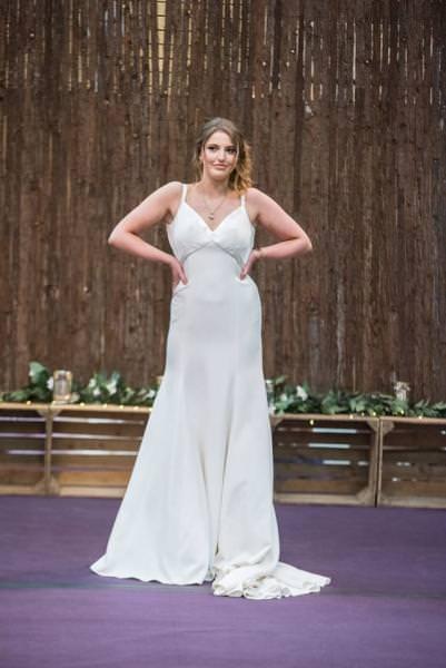 Wedding Show - fashion show