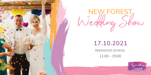 New Forest Wedding Show - the New Forest's biggest wedding fair