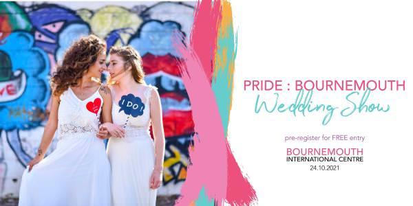 Pride Bournemouth Wedding Show - Dorset's first gay wedding show