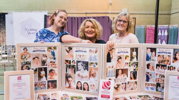 Finding the best wedding suppliers at a wedding fair